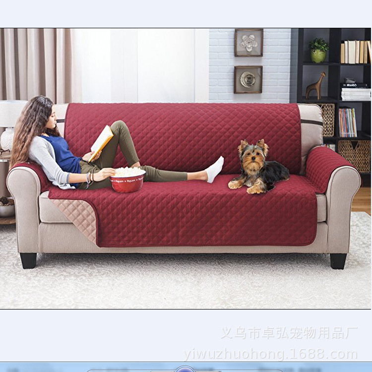Hot style pet sofa cushions dogs and cats waterproof soiled home in Houses Kennels Pens from Home Garden