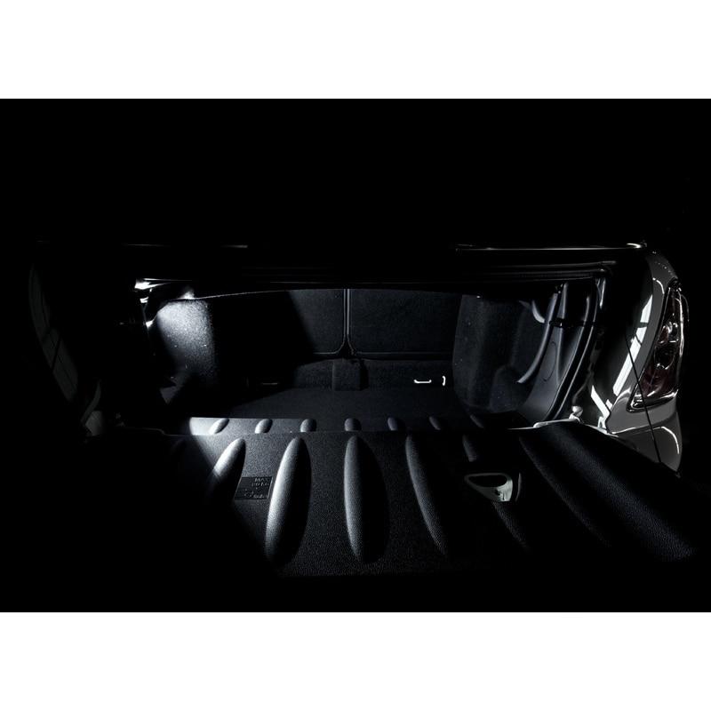 XIEYOU 9pcs LED πακέτο κιτ εσωτερικού - Φώτα αυτοκινήτων - Φωτογραφία 5