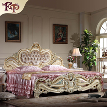 filiphs palladio Bedroom Furniture Europe Design modern leather queen size bed ,villa furniiture