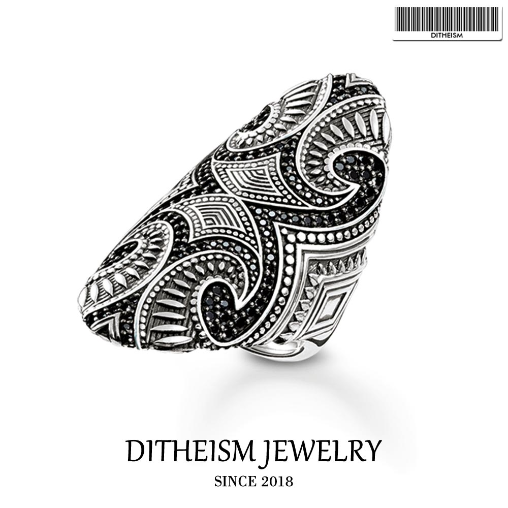 Maori Ring Tattoo: Ring Maori Cultural Tattoo Ornament, 2018 Fashion Jewelry