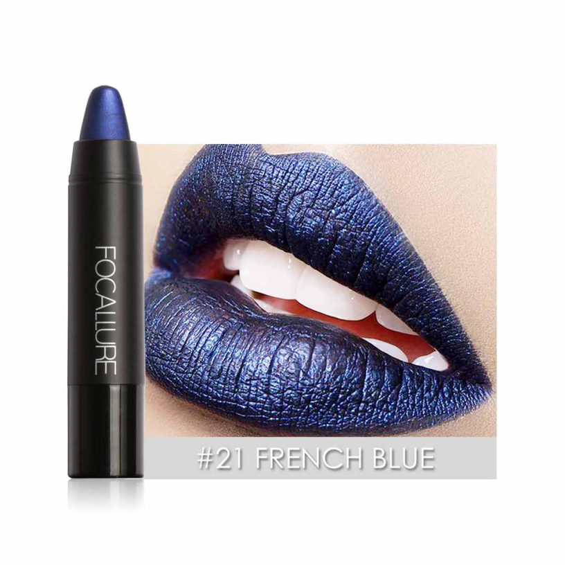 Best Deal FOCALLURE New Fashion Gothic Sexy Dark Blue ...