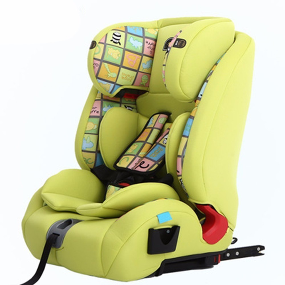 Free shipping Baby car seat 9 months to 4 years old, 9-18kg and 4-6 years, 15-25 kg and 6-12 years,22-36 kg Gift chair SY-YZ217- beibei cassie lb 363 car seats between 0 and 4 years old