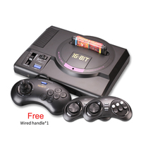 Hot HDMI 16 Bit Video Game Console SEGA MEGA DRIVE 1 Genesis High Definition HDMI TV
