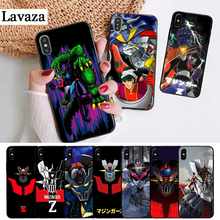 Lavaza Mazinger Z New Stylish Silicone Case for iPhone 5 5S 6 6S Plus 7 8 11 Pro X XS Max XR