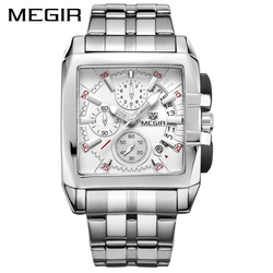 Megir original luxury men watch full steel band date mens quartz watches business big dial watch.jpg 250x250