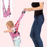 Baby Walking Belt Removable Baby Walker Assistant Toddler Safety Harness Leash Protective Belt