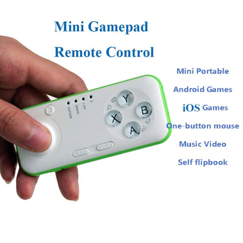 Realtà virtuale Occhiali 3D Joystick Wireless Gamepad Controller Bluetooth VR Telecomandi Per Il Telefono Smartphone Samsung Android iPhone