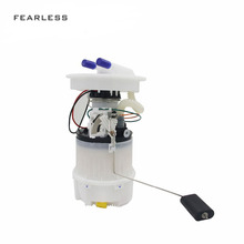 12V  High Electric Intank Fuel Pump Module Assembly For Ford C-Max Focus II Mazda 3 0986580951 Z605-13-35XG