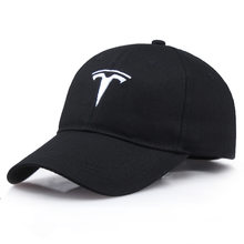 Baseball Cap Men Snapback Cap For man women unisex Tesla Baseball Caps For Men car fans hats(China)