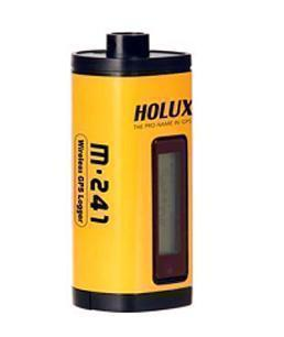 New original packaging, Taiwan long day HOLUX M 241A Bluetooth GPS recorder, accompanied by genuine Eztour software