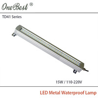 HNTD TD41 15W 110 220V Led Metal Panel Light CNC Machine Tool Waterproof Explosion Proof Led