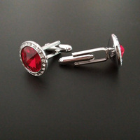 New Wedding Gifts For Groom Cufflinks For Mens Made With Swarovski Elements Crystal Birthday Gifts Husband