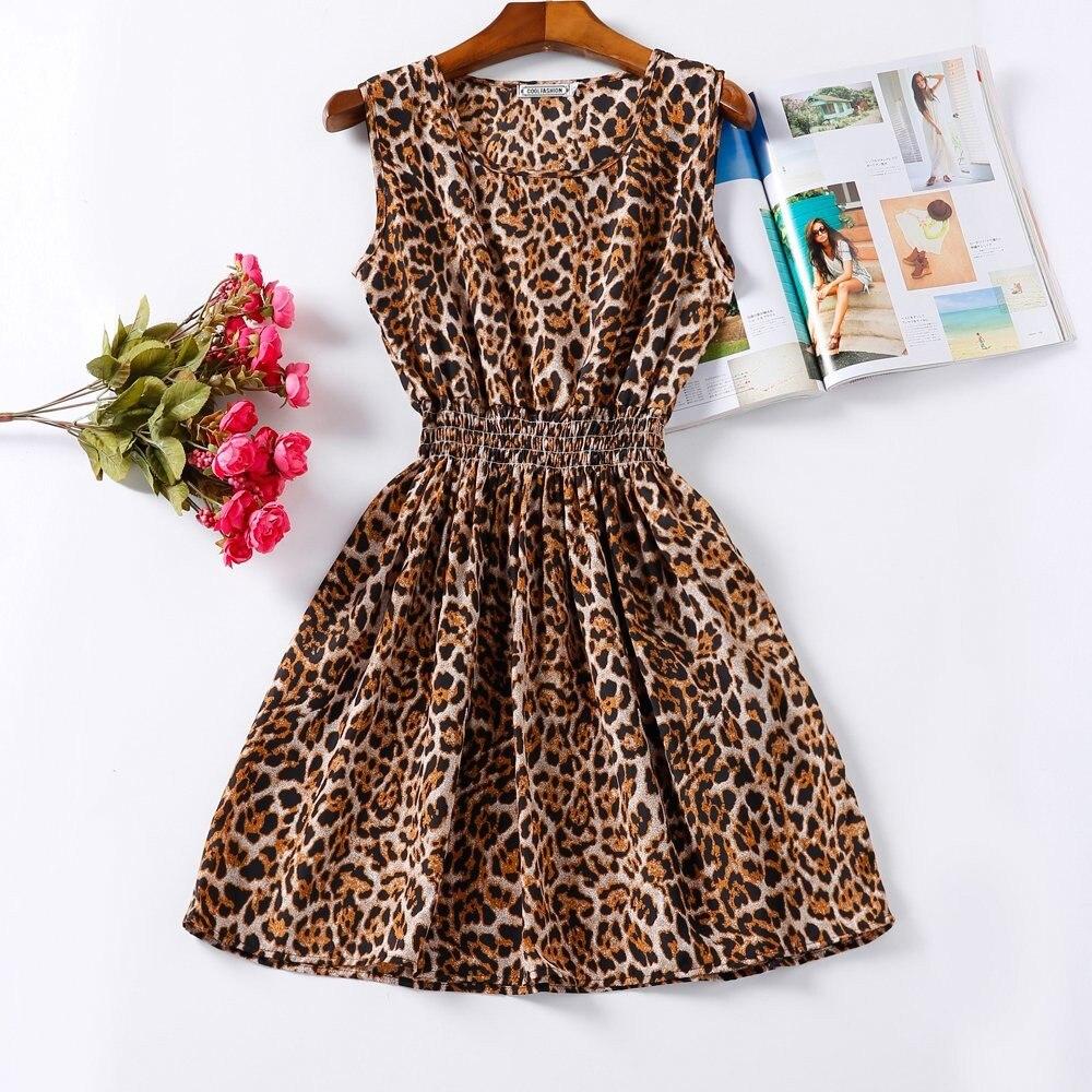 HTB1Cz .HFXXXXagXpXXq6xXFXXXH - Summer Women Dress Vestidos Print Casual Low Price