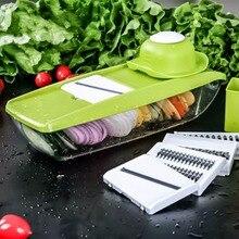 2017 neue kreative küche kochen werkzeuge multifunktionale obst gemüse schredder aufschnittmaschinen Kunststoff aktenvernichter schneidemaschinen schneiden obst