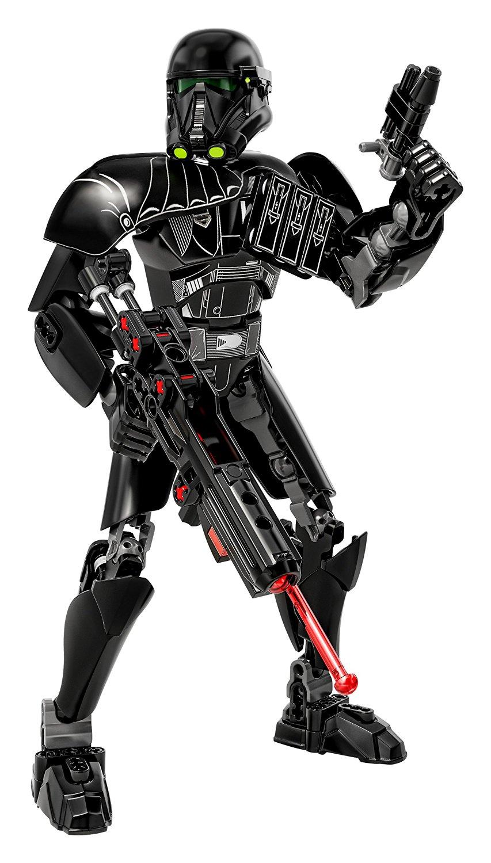 KSZ Star Wars Imperial Death Trooper Building Blocks Sets Kids Model Brick  Figure Toys Compatible Legoe ksz star wars minifig darth vader white storm trooper general grievous figure toys building blocks