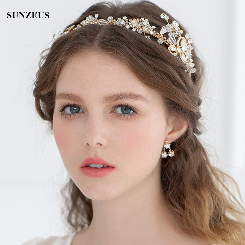 Weddings & Events Pearls Bridal Hair Comb Wedding Head Piece Ladies Wedding Accessories 2018 Free Shipping Sq091 With The Most Up-To-Date Equipment And Techniques Wedding Accessories
