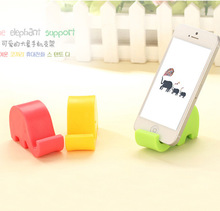 wholesale kpop innovative items multipurpose cute fashion calf elephant Holder Stand bracket for cell mobile Phone tablet pc