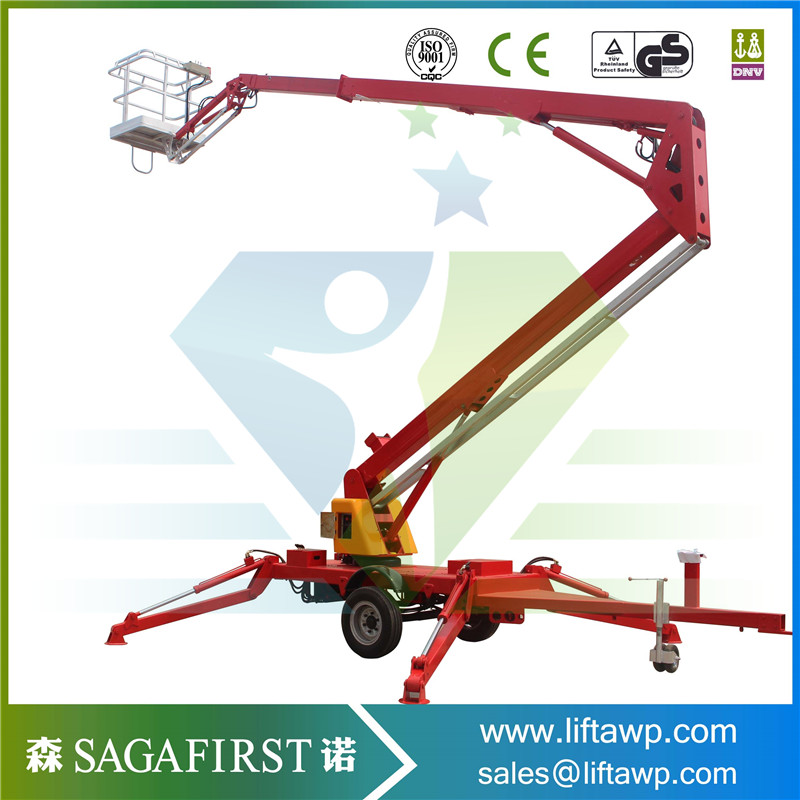 Hot Sale Articulating Electric Boom Lift