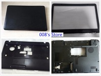 NEW LCD Back Front Bezel Palmrest Bottom Base Cover For Assembly Toshiba Satellite C650 C655 C655D