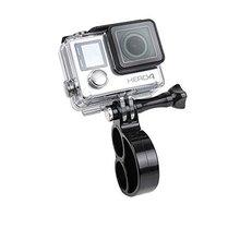 For Xiaomi Yi equipment 2 Fingers Grip with Thumb Screw match for GoPro HERO4/three+ /three /2 /1 Xiao Yi SJ motion cameras