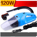 Auto equipment Portable 5M 120W 12V Car Vacuum Cleaner Super Suction Wet And Dry Dual Use Vaccum Cleaner For Car