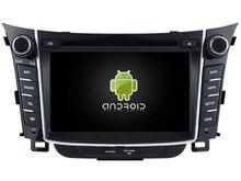 Android 8.0 CAR DVD GPS FOR HYUNDAI I30 2013-2016 support DVR WIFI DSP DAB OBD car multimedia AUTO Octa 8 Core 4GB RAM 32GB ROM