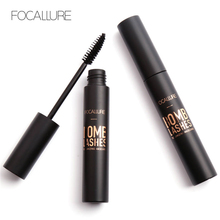 Focallure Brand Waterproof Mascara Volume Express 3D Makeup With Black Color mascara pincel-maquiagem