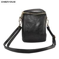 CHEZVOUS Mobile Phone Bag Women Shoulder Bag For Samsung S8 Plus S7 S6 Edge S5 Note
