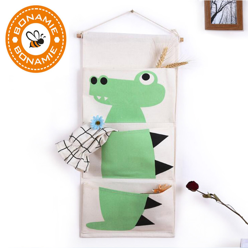 BONAMIE Travel Bags Hanging Organizer With Pockets Wall Door Hanging Storage Bags Closet ...