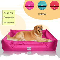Large Pet Bed Dogs Cat Bed House Warm Small Kennel Puppy Houses Gatos Winter Dog Bed Honden Mand Mattress Cushion Plush 70Z1224
