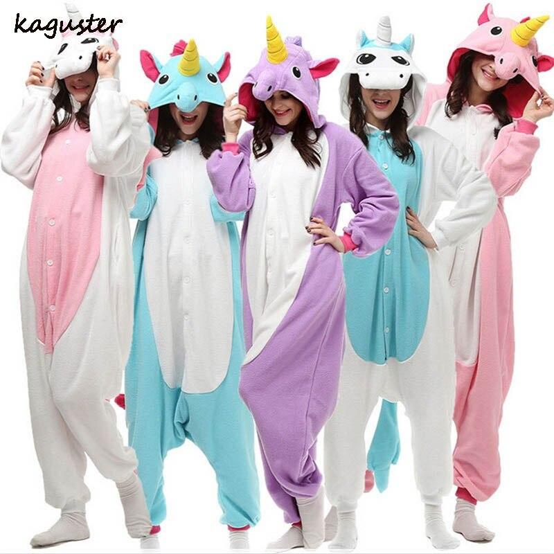 conjuntos-de-pijama-unicornio-festa-de-natal-do-traje-de-cosplay-onesie-kugurumi-adulto-cacoa-os-animais-inverno-nighte-sleepwear-para-as-mulheres-criancas