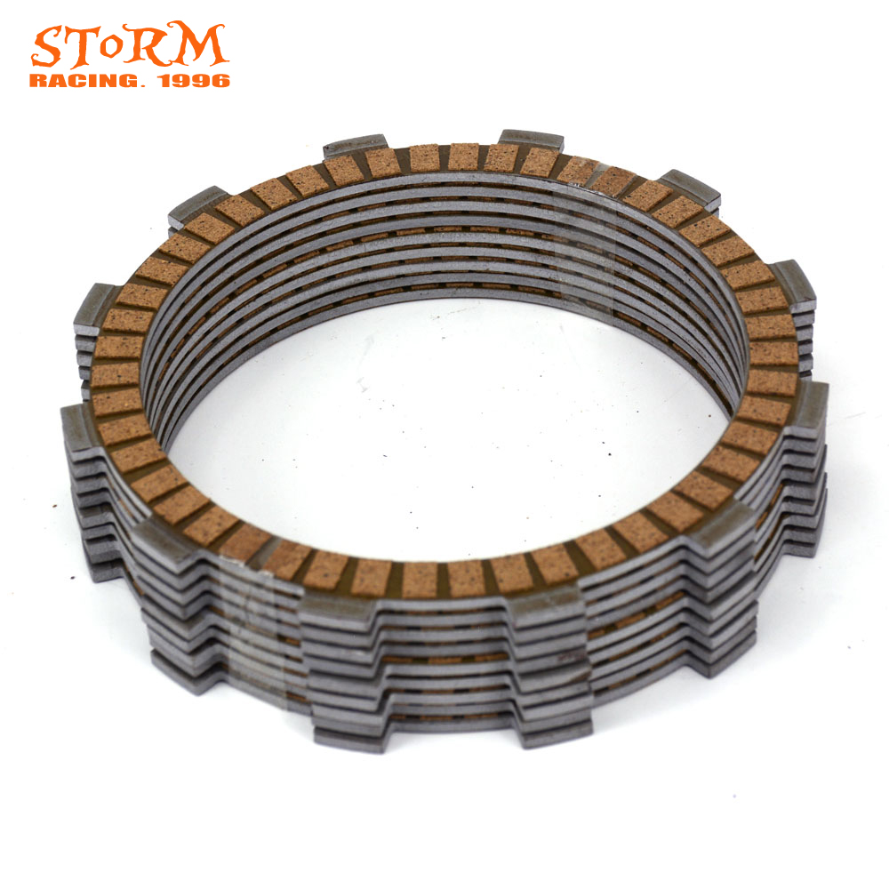Motorcycle Clutch Friction Plates Set For HONDA CB1000 1994 1995 CB1000R CB1000RA 09 10 11 12 CBR1000F 87-88 CBR1000F 93-96 new motorcycle voltage regulator rectifier for honda cb1000 cb1000r 09 10 11 12 13 14