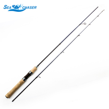 NEW 1.8M UL spinning rod ultralight spinning rods 3-7LB line weight ultra light spinning fishing rod Russian Free shipping