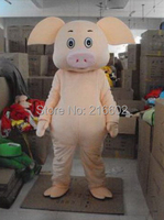 Pig Mascot Costumes Fancy Dress Adult Size for Halloween Carnival party event