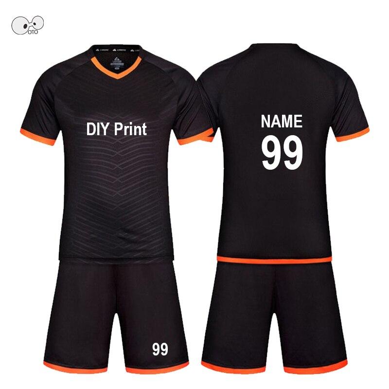 De chándal camisetas de fútbol 2018 de 2019 hombres niños formación de fútbol  equipo de chicos 6b5da9bccb3ce