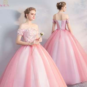 WALK BESIDE YOU Quinceanera dresses 2019 Ball Gown Party