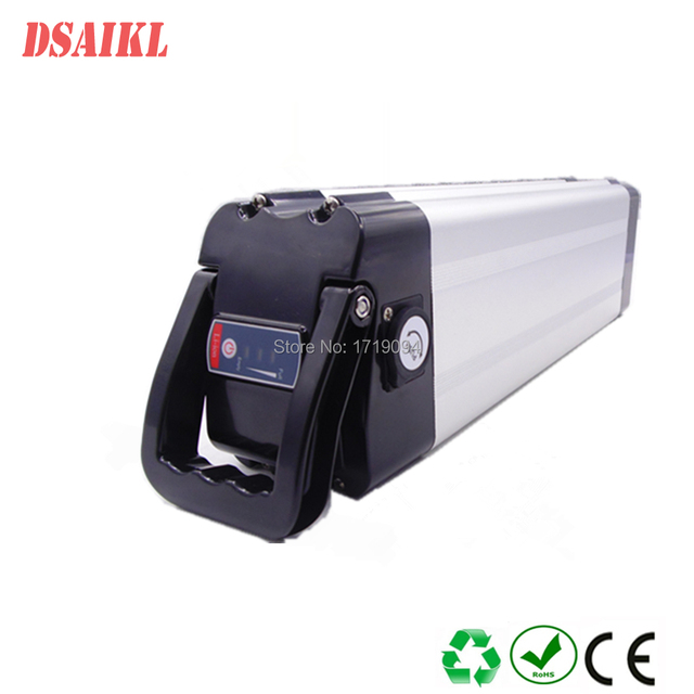 Free Shipping 48v 250w 350w 500w 750w Hub Motor Mid City Bike Battery For