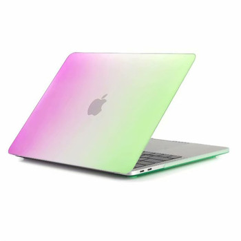 Rainbow Laptop Case For Macbook New Pro 13.3(A1706/A1708/A1989) Cover Shockproof Anti Scratch Case For Macbook A1706/A1708/A1989 mosiso new crystal matte laptop case for apple macbook pro 13 15 hard shell for new macbook pro 13 case cover a1708 a1706 a1990