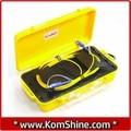 OTDR Zona Muerta Eliminator, Anillos De Fibra, fibra Óptica OTDR Launch Box Cable 500 m SM 1310/1550nm