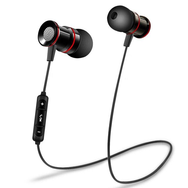 Rez BM9 Bluetooth 4.2 наушники Спорт Бег наушников Беспроводной гарнитура С микрофоном  наушники для наушники беспроводные 21e72840803b8