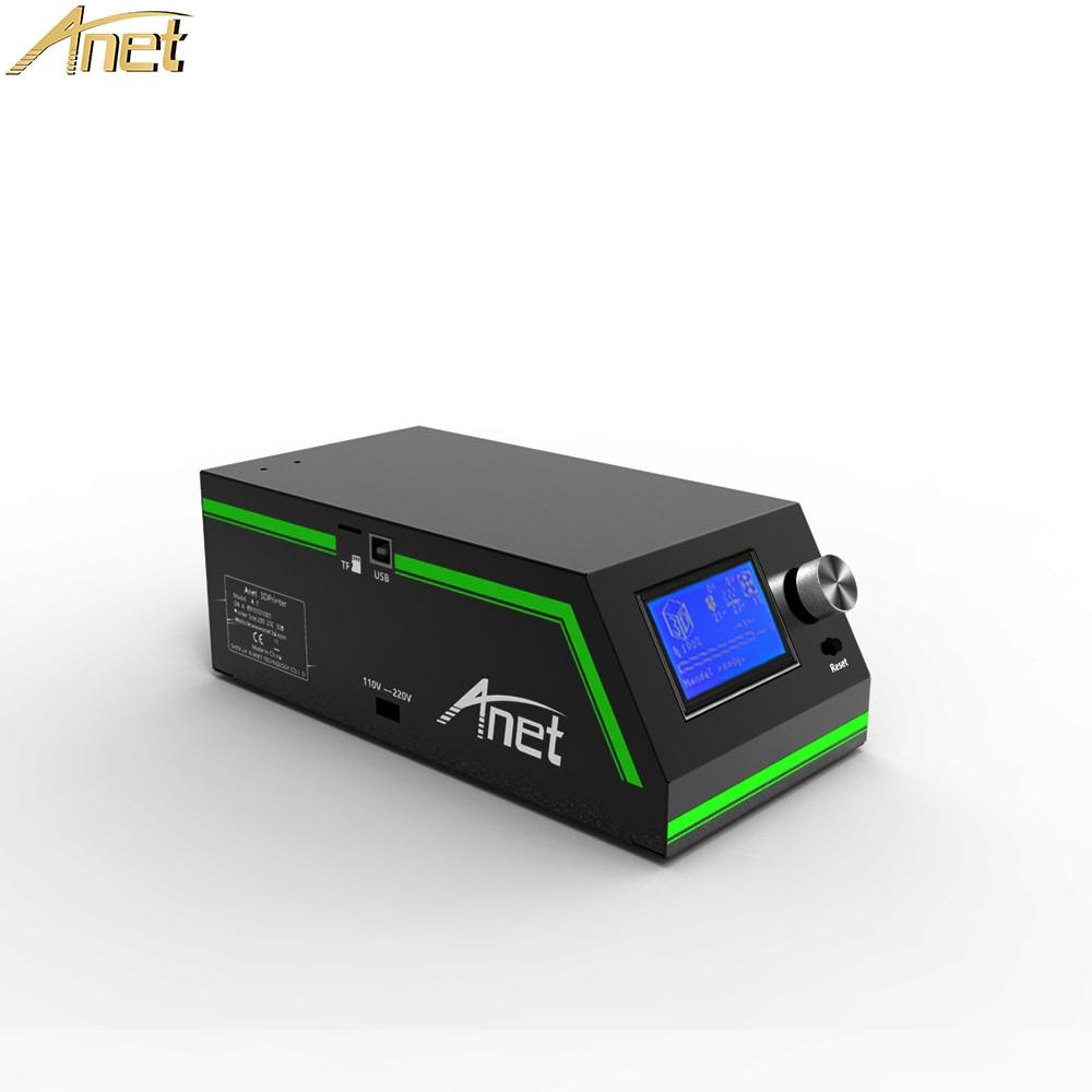 1pcs Anet E10 3d printer Prusa i3 Power Control Box Impressora Reprap 3D Printer parts geeetech prusa i3 a pro 3d printer all aluminum frame high precision lcd12864 impressora reprap with power control box