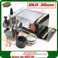 OKO PWK 30mm Power Jet Carburetor Carb For Scooters Dirt bike ATV Quad Motorcycle Racing Parts 30mm Carburetor