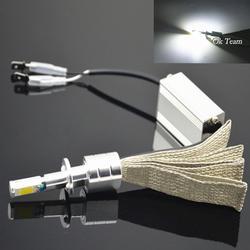 2 шт. H1 LED 30 Вт 6000 К 12 В/24 В 3600lm ксеноновые Белый лампы фар высокая низкая комплект глобусы светодиодные лампы головного света