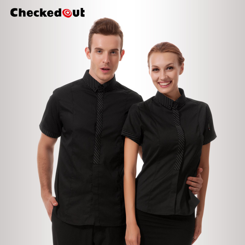 Popular Waiters Uniforms-Buy Cheap Waiters Uniforms Lots