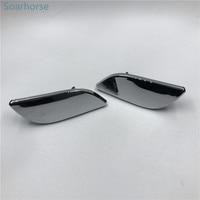 Soarhorse для Skoda Superb 2009-2013 передний бампер фар форсунки крышка Омыватель сопла Cap