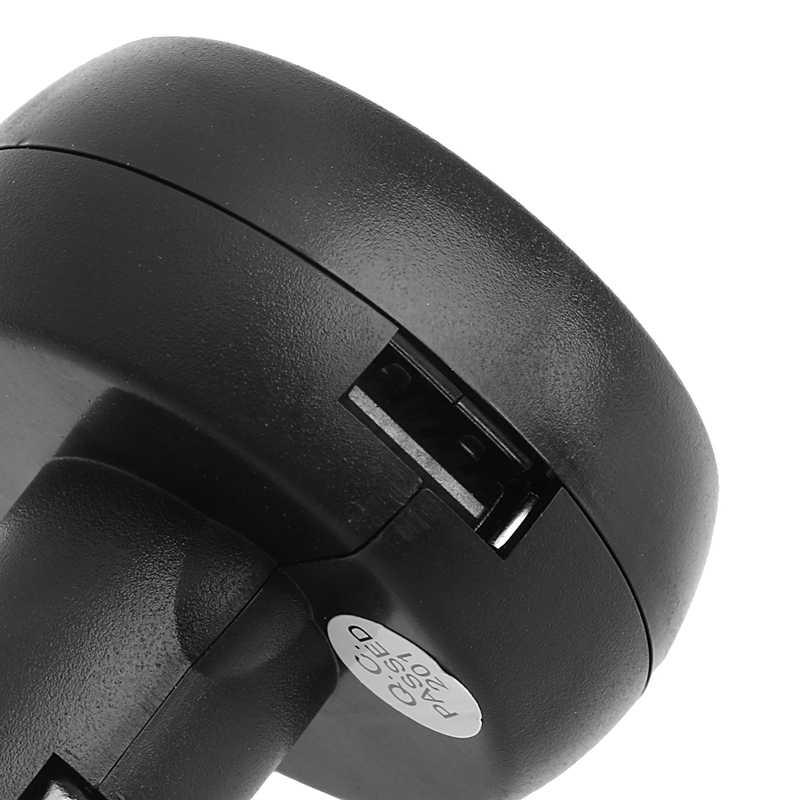 1 шт. 3 в 1 Авто Цифровой светодиодный термометр USB Автомобильное зарядное устройство сигарета Вольтметр метр DC 12 В/24 В