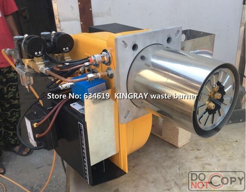 US $2021 0 6% OFF|460kw Dua Api Tahap Steam Boiler Limbah Minyak Burner  Mega Power Minyak Pemanas Digunakan Memasak Diesel Hidrolik Minyak Pemanas