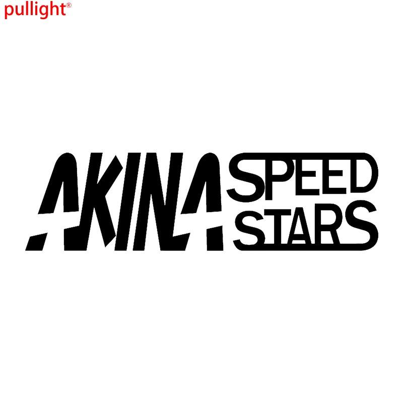 Speed racer decal vinyl window sticker