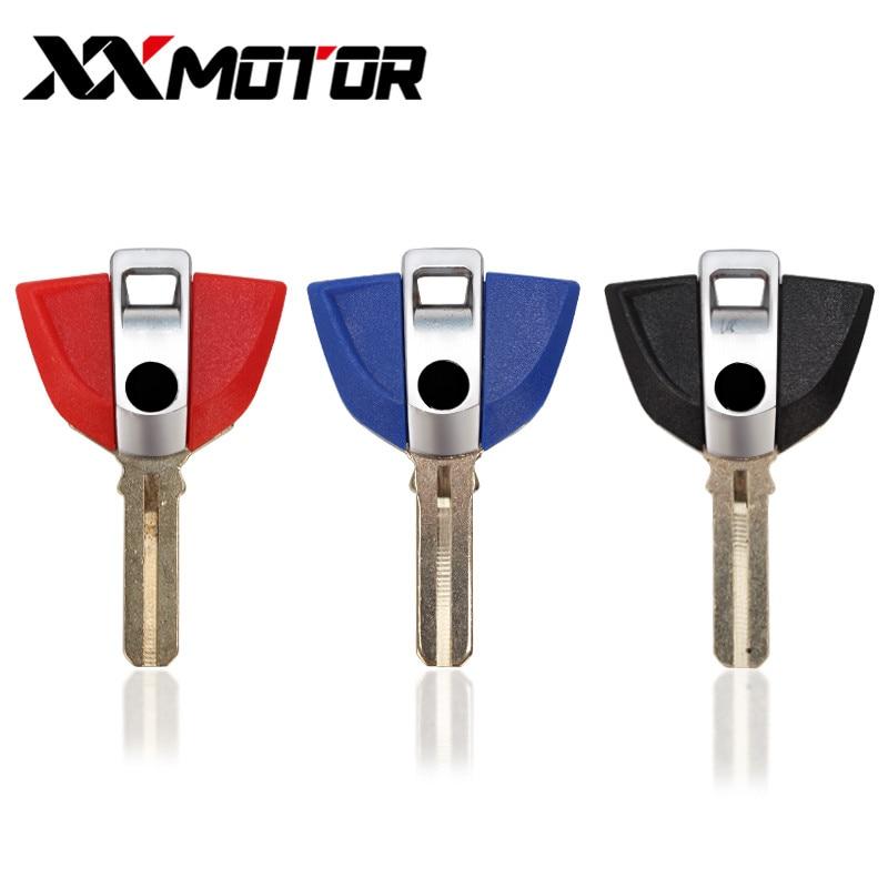 Motorcycle Accessories Uncut Blank  Key Motor Embryo Keysn For BMW F650 F800 HP4 S1000 R1200 K1200 K1300 F700GS S1000RR K1300R