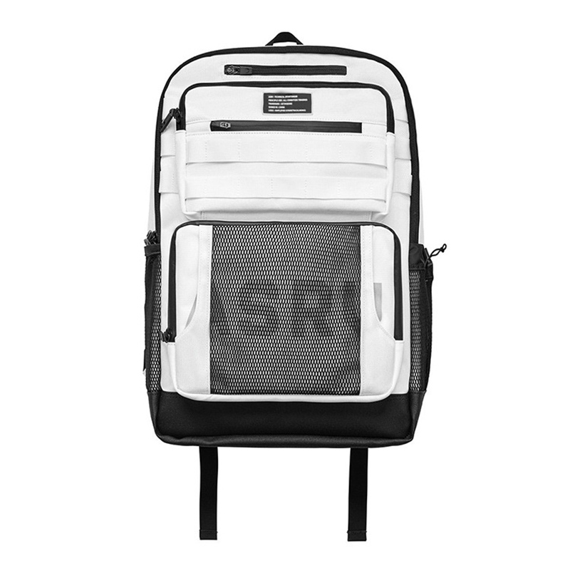 Sport Removable Backpack Men Men Backpack Business Bag Unisex Black White Ultralight Backpack Thin Back Pack